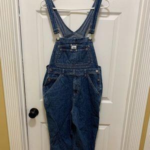 Vintage (rare) Calvin Klein overalls.